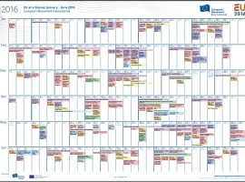 EU at a Glance: January – June 2016