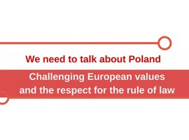 Event Report – We need to talk about Poland