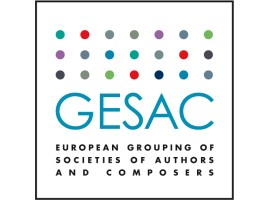 The European Grouping of Societies of Authors and Composers – GESAC