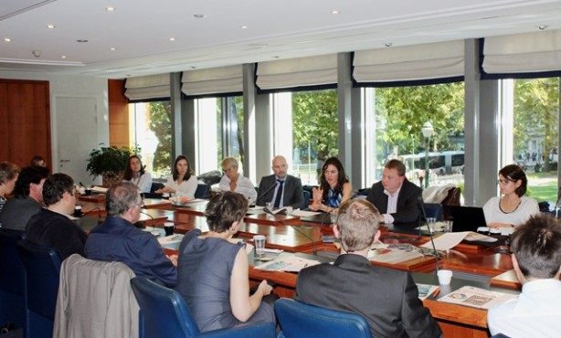European Movement Heads of Office meeting