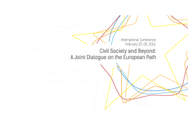 Civil Society and Beyond: A Joint Dialogue on the European Path