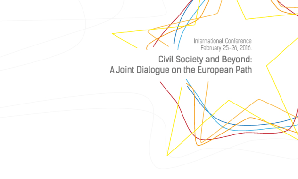 "European Movement Event Report ""Civil Society and Beyond: A Joint Dialogue on the European Path"""