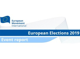 Event Report: European Elections 2019 | More Transparent and Closer to Citizens?