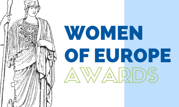 Upcoming this December: Women of Europe Awards
