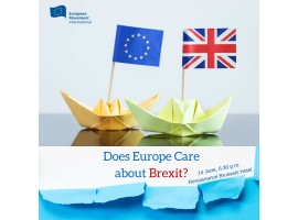 Does Europe Care about Brexit?