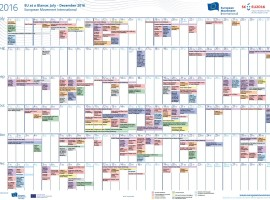 EU at a Glance: July – December 2016