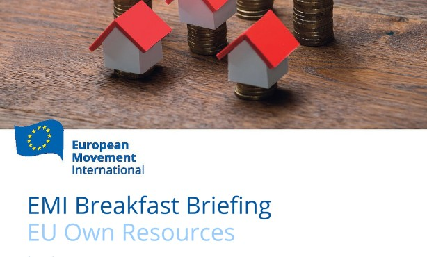 EMI Breakfast Briefing with Kristalina Georgieva and Mario Monti