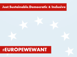 242 NGOs join the call for the Europe We Want