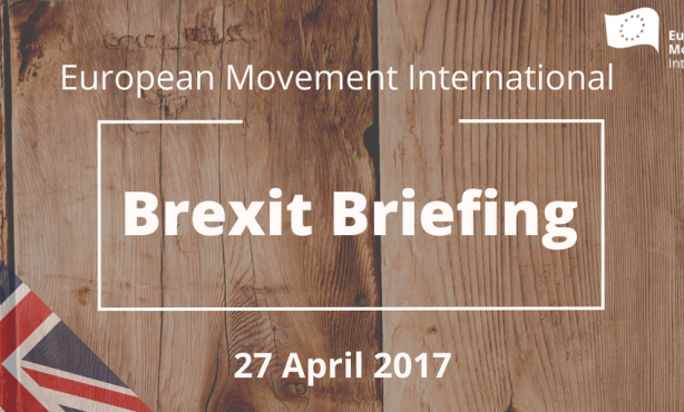 European Movement Brexit Briefing