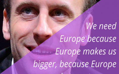 What do French Presidential candidates say about the EU?