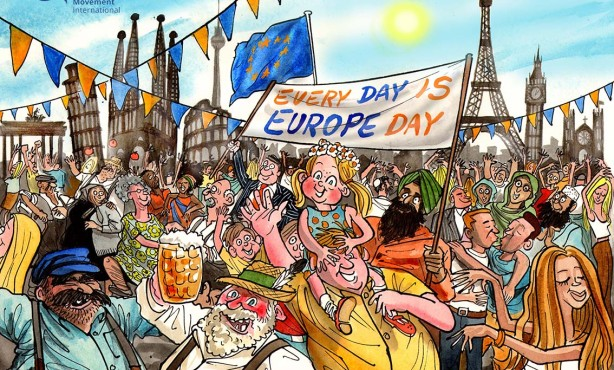 Europe Day 2017