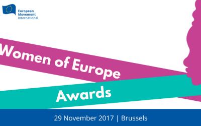 Women of Europe Awards 2017