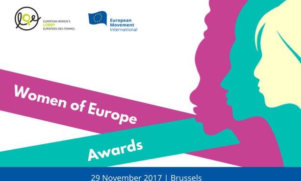 Women of Europe Award Ceremony 2017