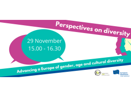 Panel debate: Perspectives on diversity