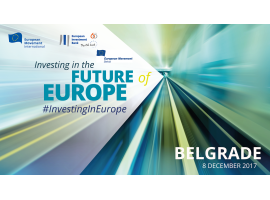 Investing in the Future of Europe – Belgrade