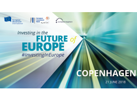 Investing in The Future of Europe  – Copenhagen