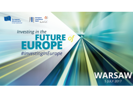 Investing in the Future of Europe – Warsaw