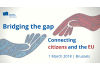 Bridging the gap between citizens and the EU