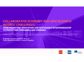 Collaborative Economy and New Business Models' Challenges