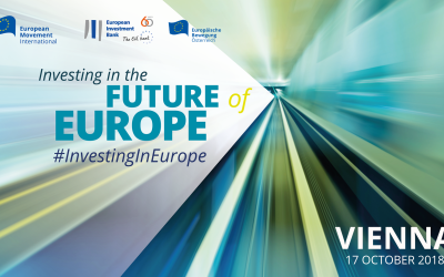 Investing in the Future of Europe – Vienna