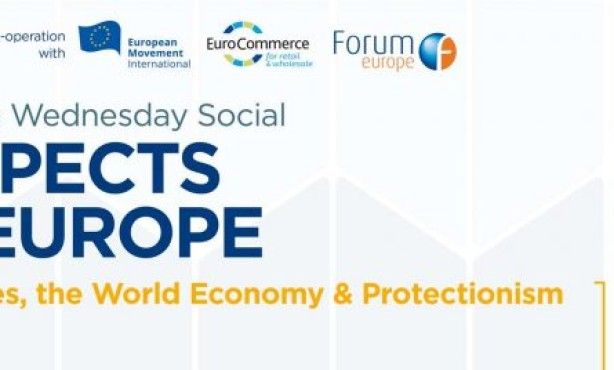 10th Brussels Wednesday Social – Prospects for Europe