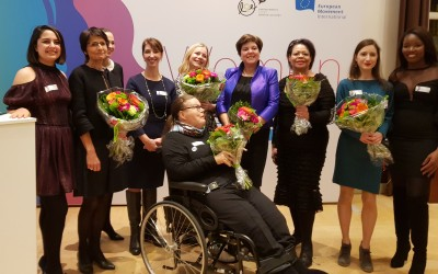 Women of Europe Award Ceremony 2018