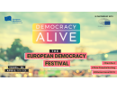 Democracy Alive: The European Democracy Festival