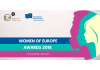 PRESS RELEASE: WOMEN OF EUROPE AWARDS 2018