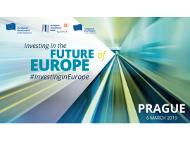 Investing in the Future of Europe – Prague