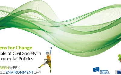 Citizens for Change | The Role of Civil Society in Environmental Policies