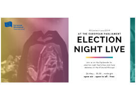 EMI: European Election Night Live!
