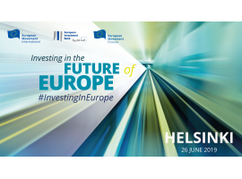 Investing in the Future of Europe | Helsinki