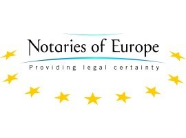 CNUE: The European notary and the challenges of today's society