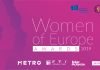 PRESS RELEASE: Women of Europe Awards 2019 | Winners Announced #WomenOfEurope