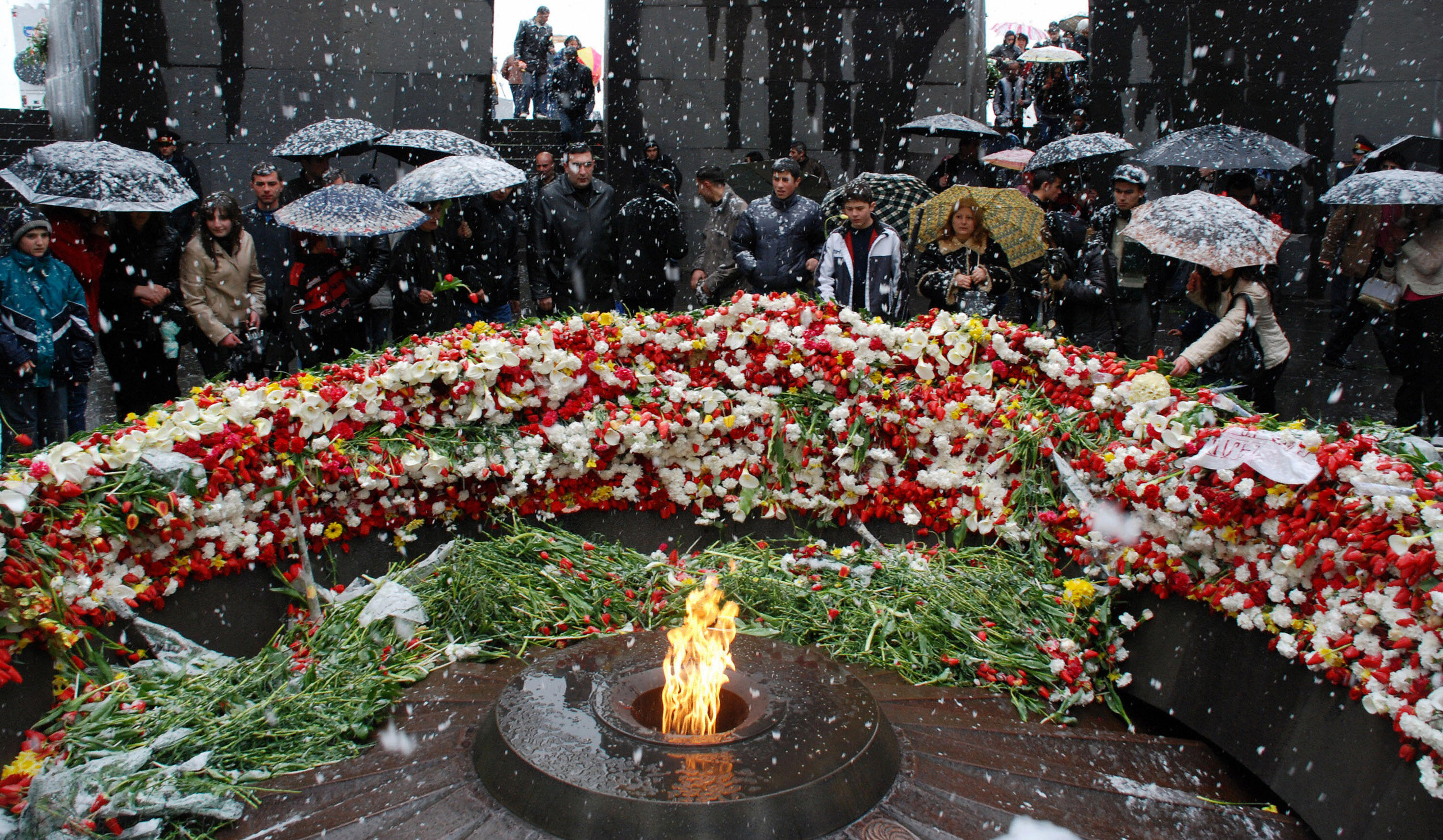 EuFoA Press Release: Recognition of the Armenian Genocide
