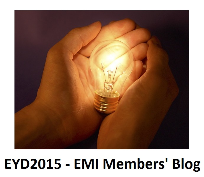 EYD2015 - EMI Members' Blog