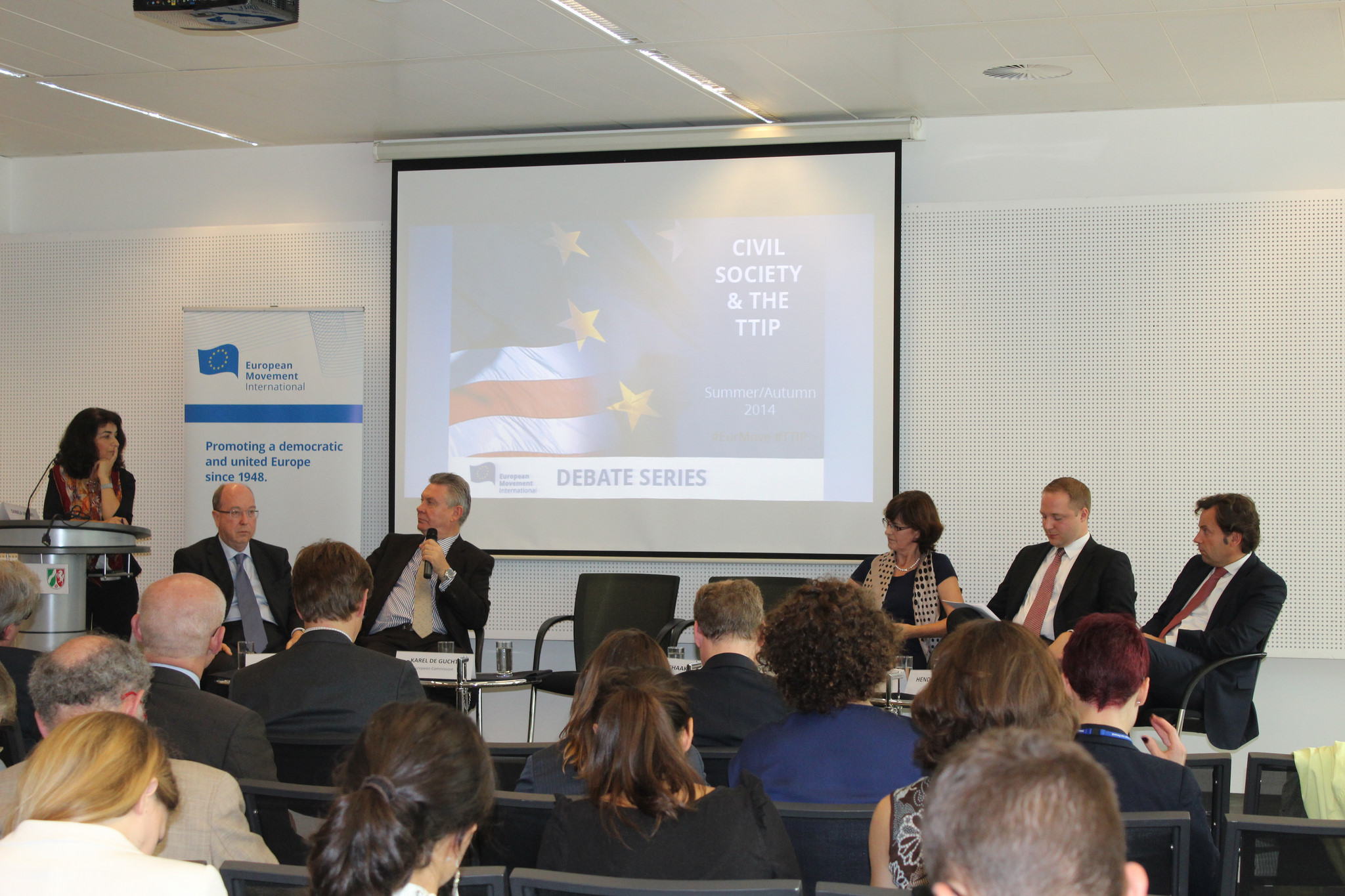 EMI responds to European Ombudsman public consultation on TTIP transparency