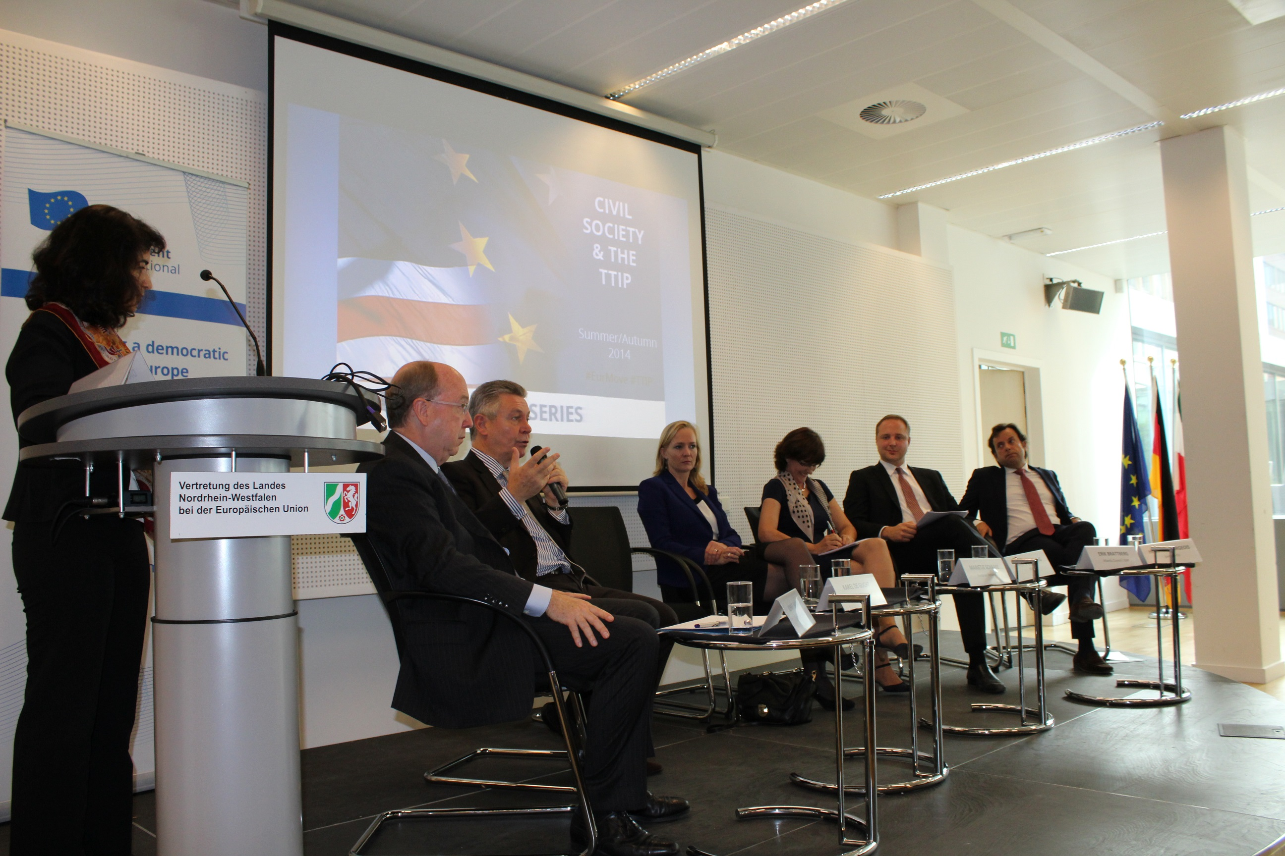 EMI TTIP Debates – Final Report