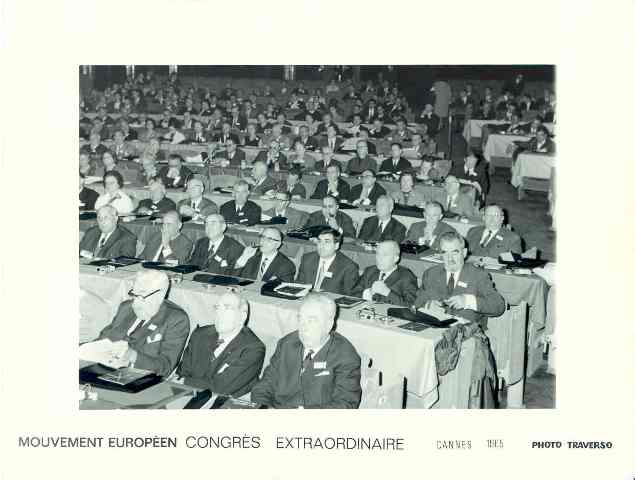 European_Movement_Extraordinary_Congress_-_Cannes_1965