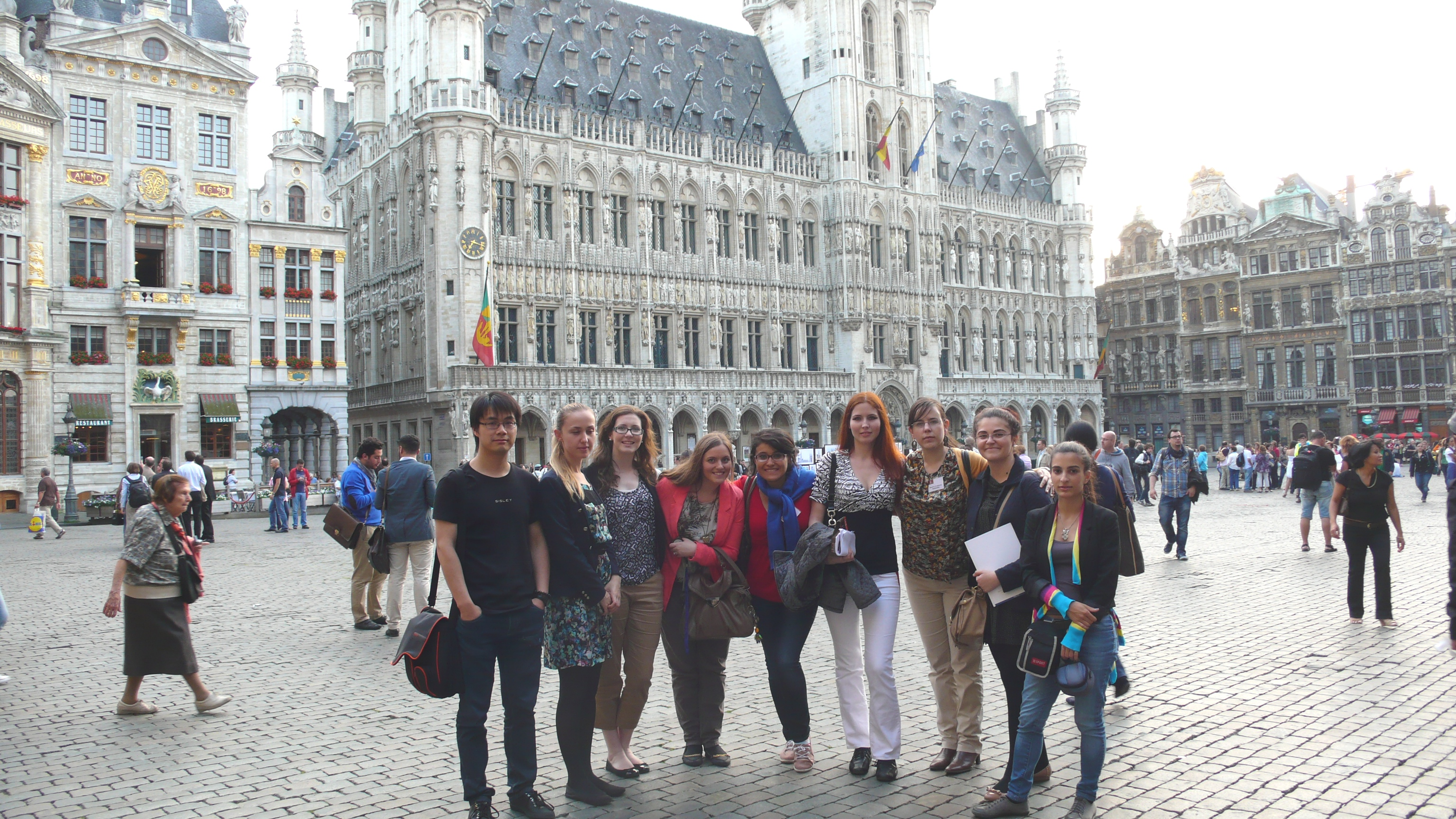 Summer training on COP21, Brussels 15-18 July 2015