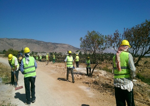 Syrian humanitarian crisis: SOLIDAR members in action in Lebanon and Jordan