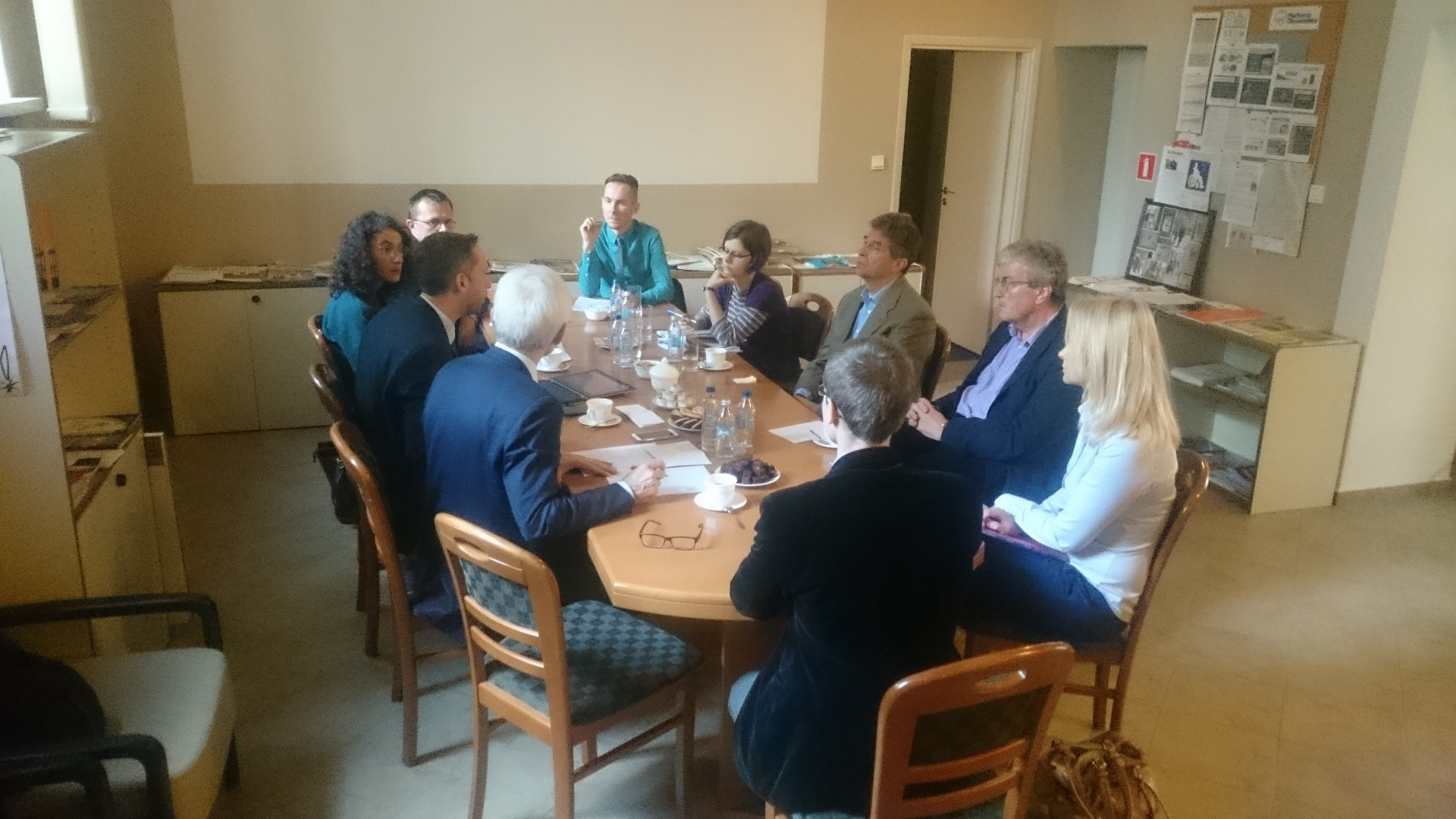 Refugee crisis – can we fix it? Discussion with Polish NGOs