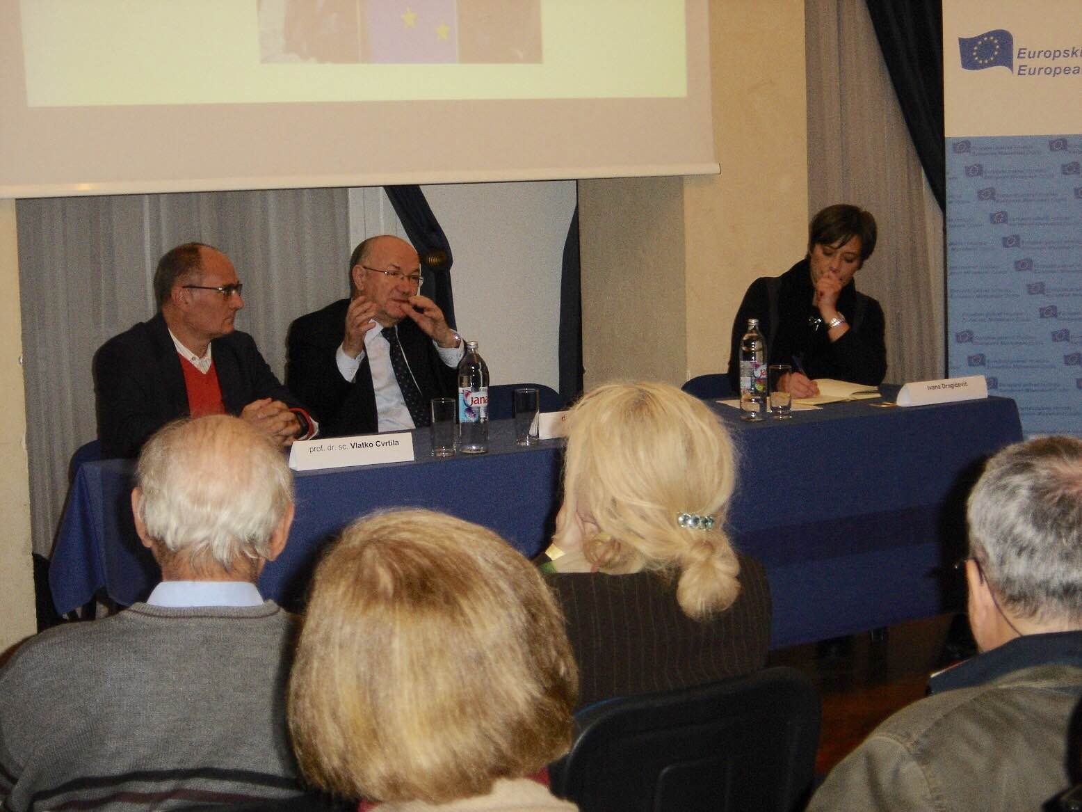 EM Croatia -Round table- Migration and security in Europe