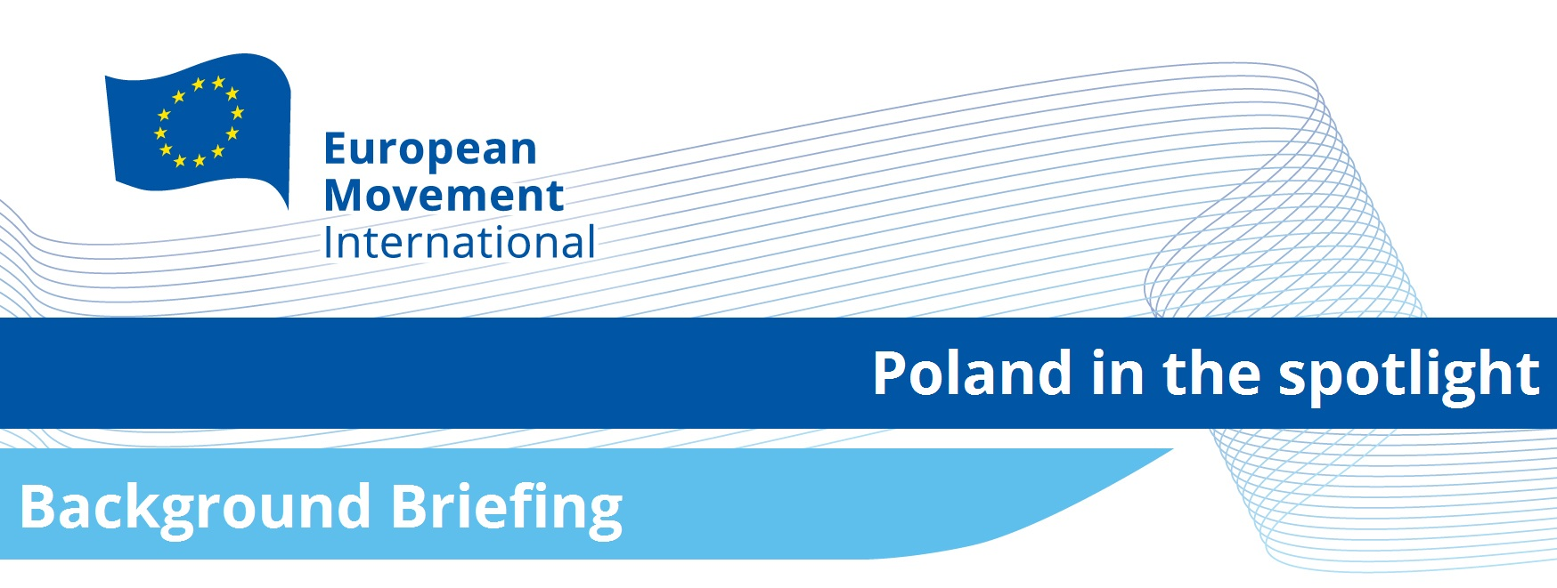 EMI Background Briefing: Poland in the spotlight