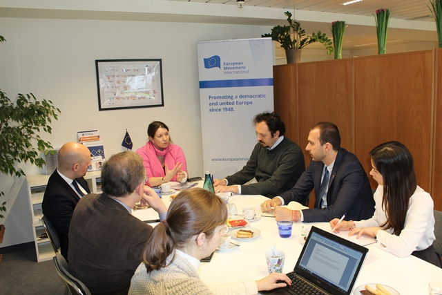 EM Political Committee on Jobs and Growth meets to discuss the European Pact for Youth