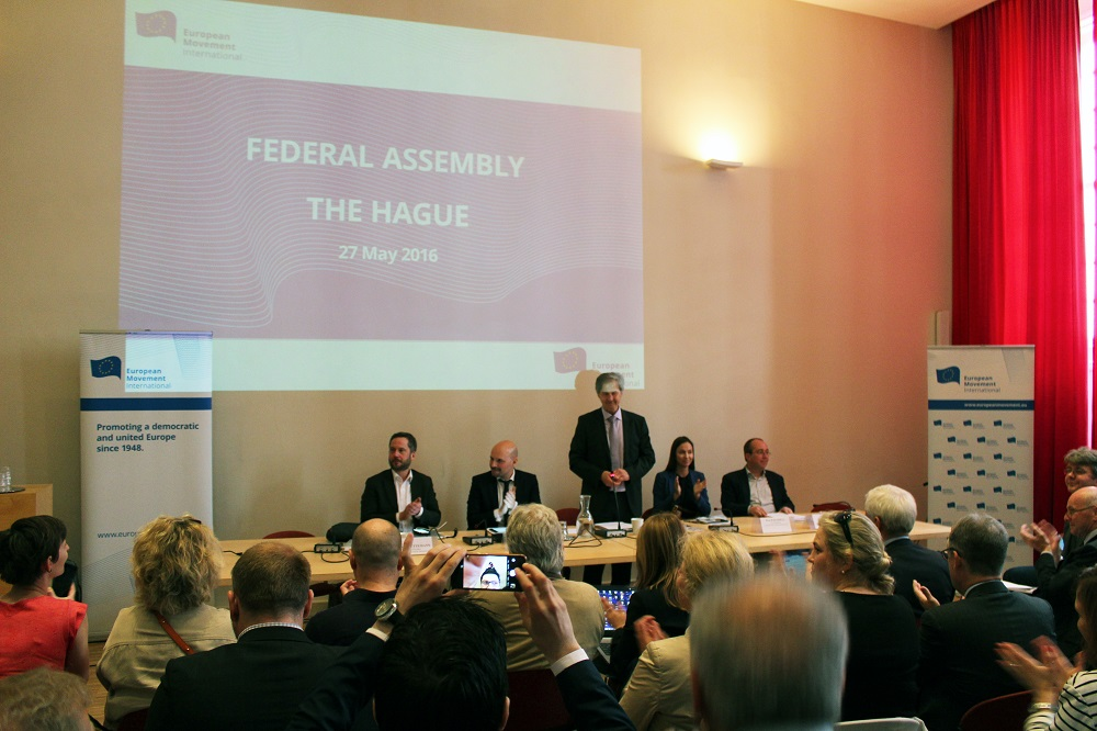 European Movement International Federal Assembly 2016