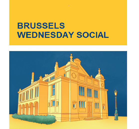 Brussels Wednesday Social with Commissioner Oettinger
