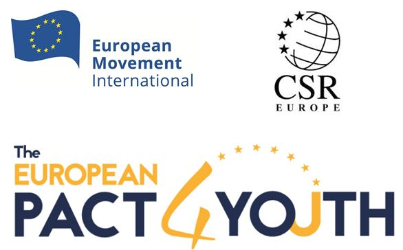 European Movement joins the Pact for Youth as supportive organisation