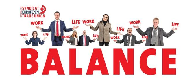 ETUC: Balancing the challenges of work and private life