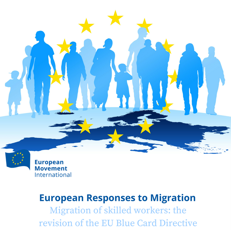 Migration of skilled workers: the revision of the EU Blue Card Directive